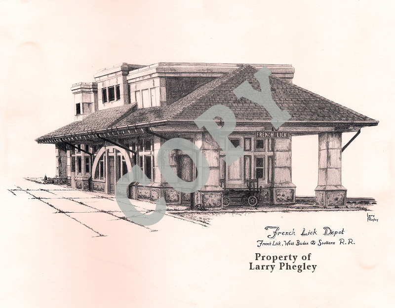 French Lick Depot