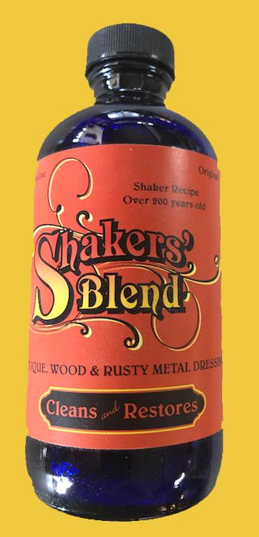 Shaker's Blend yellow